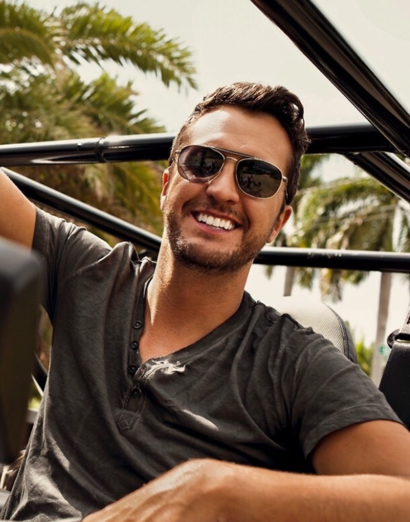Luke Bryan 7 Billion Smiles And Yours Is My Favorite